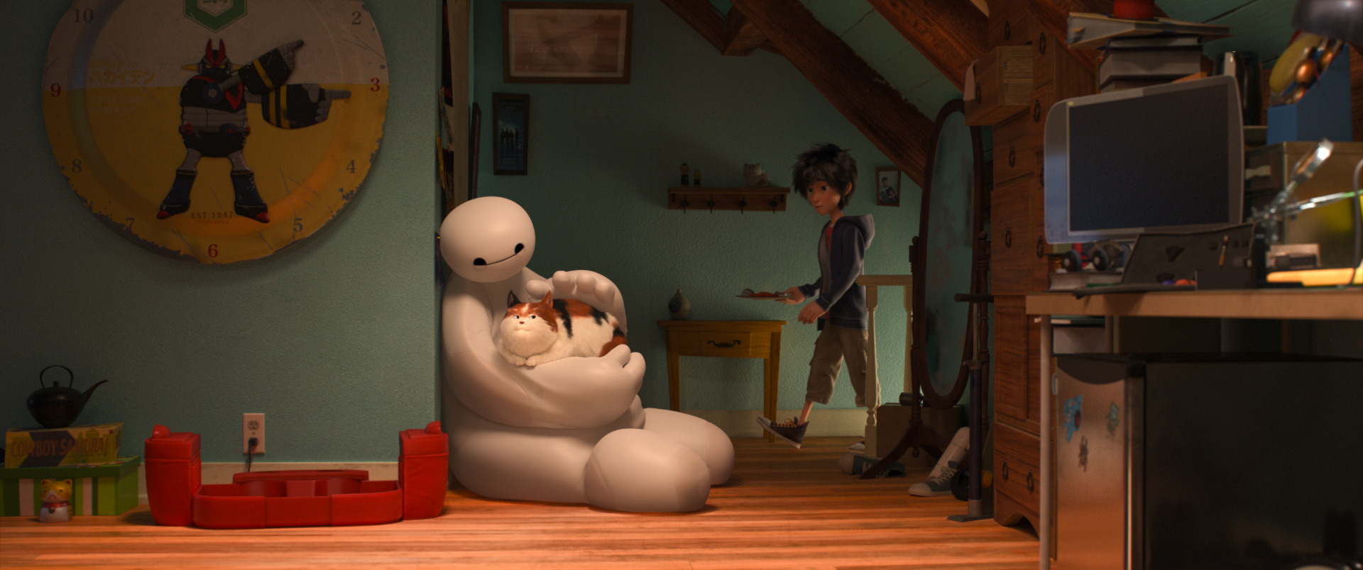"""BIG HERO 6"" ©2014 Disney. All Rights Reserved."