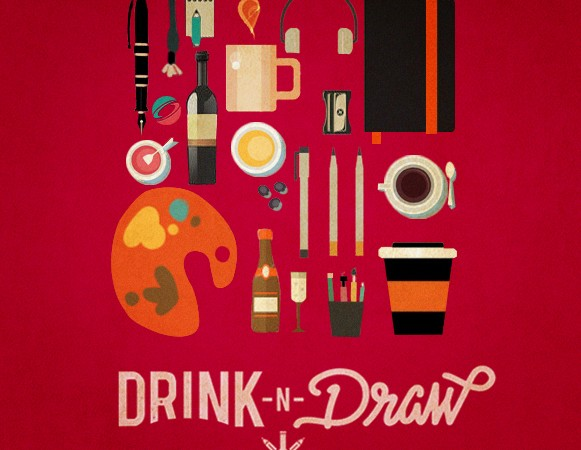 DRINK&DRAW_london_poster_clean_layered_square