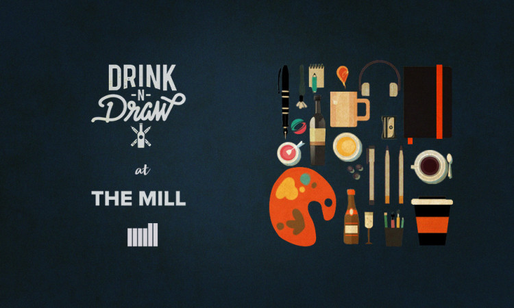 DRINK&DRAW_london_poster_TheMill_v01