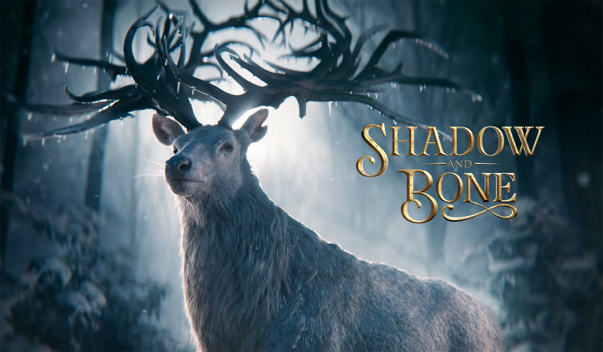 Go behind the scenes of the making of @shadowandbone with @dneg!  Poster